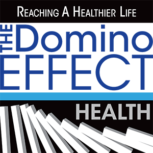 The Domino Effect Health Logo